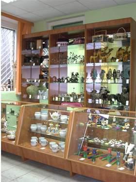 Торговое оборудование для сувенирных магазинов Творец Мебели - ТСУ